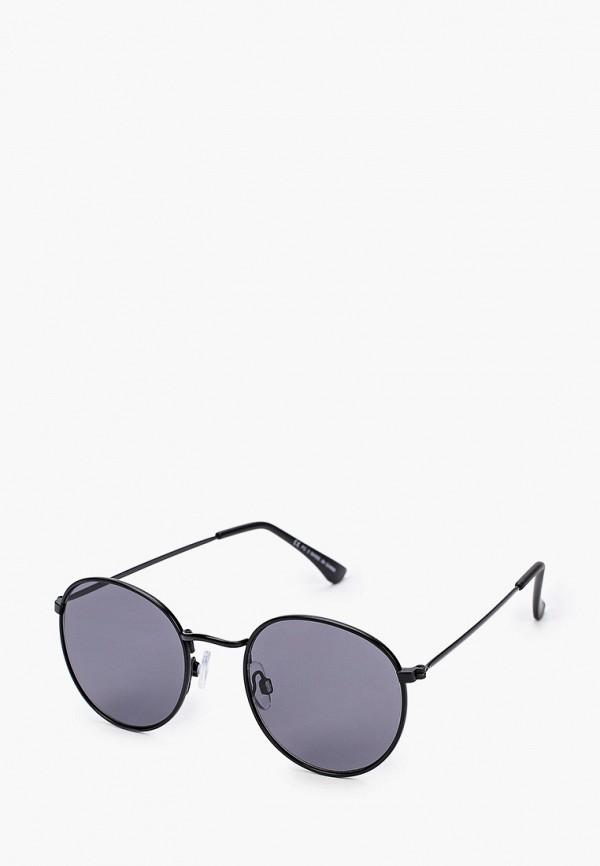 мужские солнцезащитные очки topman, черные