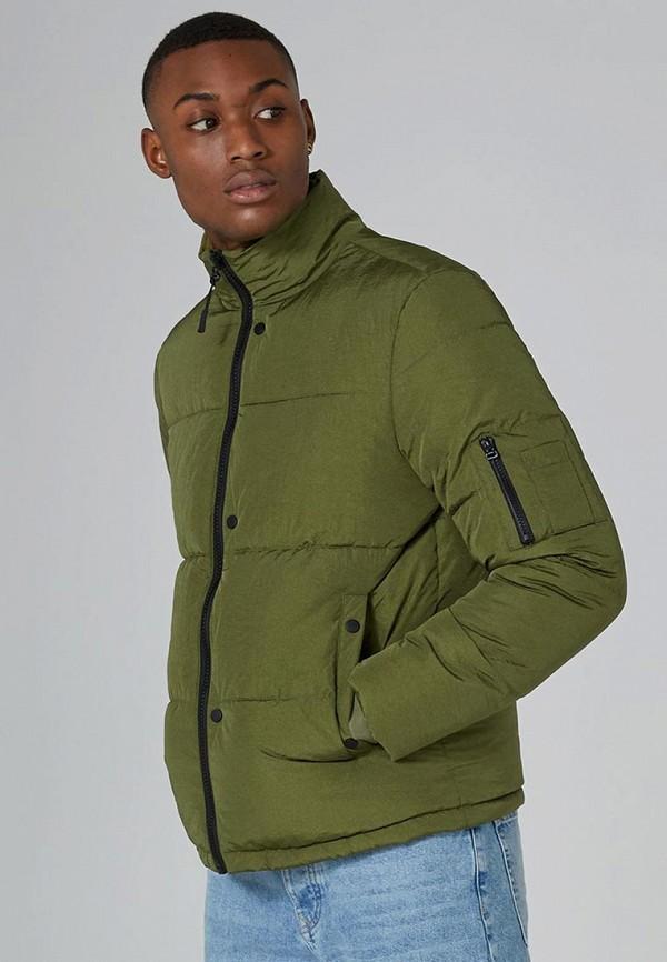 Куртка утепленная Topman Topman TO030EMAAKM6 куртка утепленная topman topman to030emyom85