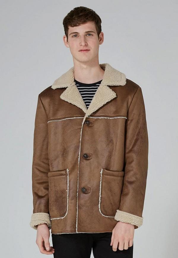 Куртка кожаная Topman Topman TO030EMADDK6