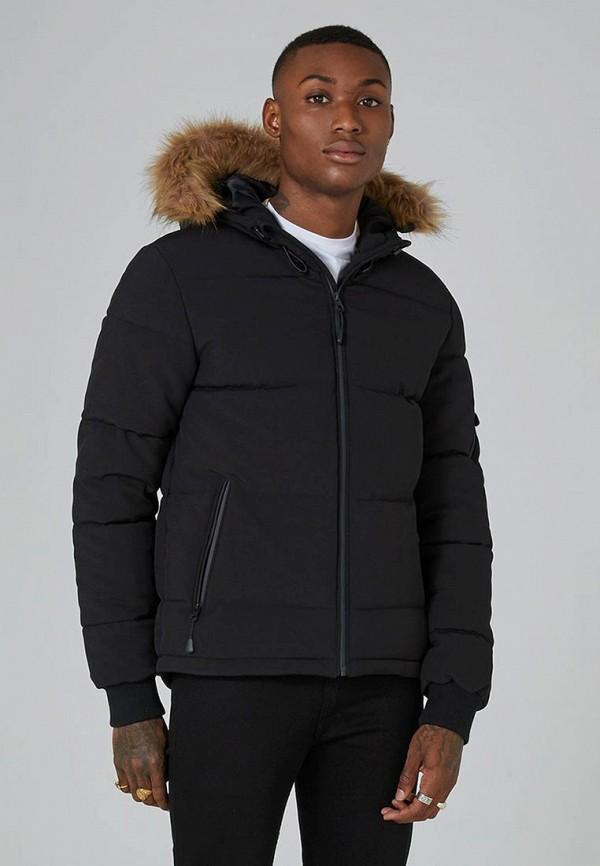 Куртка утепленная Topman Topman TO030EMALRE1 куртка утепленная topman topman to030emyom85