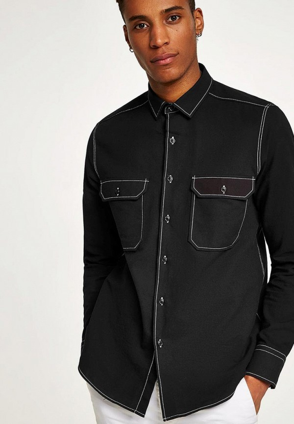 Рубашка Topman Topman TO030EMBBQP4 цена