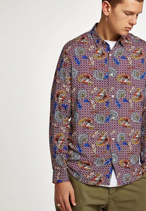 Рубашка Topman Topman TO030EMBJGO1 цена