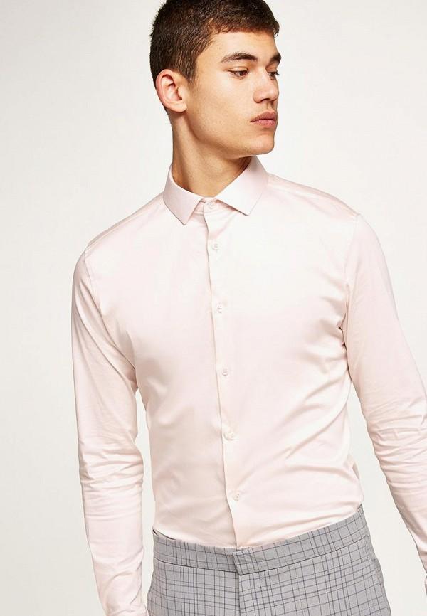 Купить Рубашка Topman, TO030EMBZFY3, розовый, Осень-зима 2018/2019