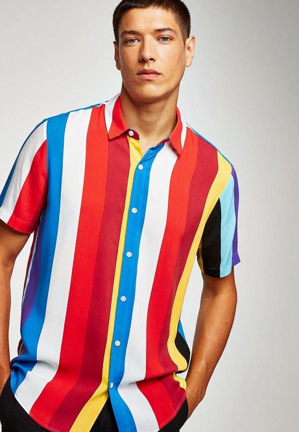 Купить Рубашка Topman, to030emcfth5, разноцветный, Осень-зима 2018/2019