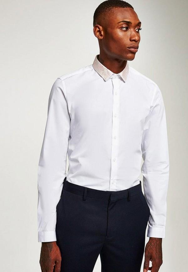 Купить Рубашка Topman, TO030EMCFTI1, белый, Осень-зима 2018/2019