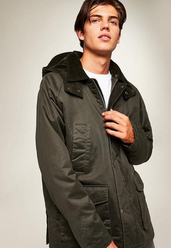 Куртка утепленная Topman Topman TO030EMCMPG2