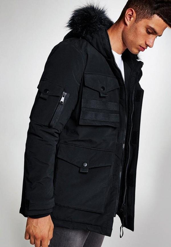 Куртка утепленная Topman Topman TO030EMCRAQ3 футболка topman topman to030emvqx53