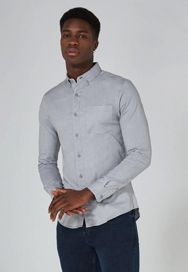 Купить Рубашка Topman, TO030EMCRAS3, серый, Осень-зима 2018/2019