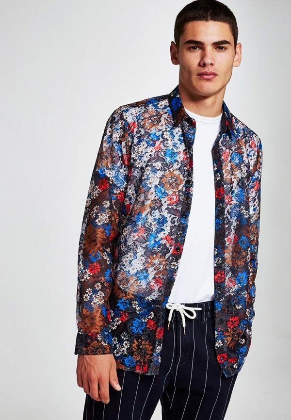 Купить Рубашка Topman, TO030EMCRAS4, разноцветный, Осень-зима 2018/2019