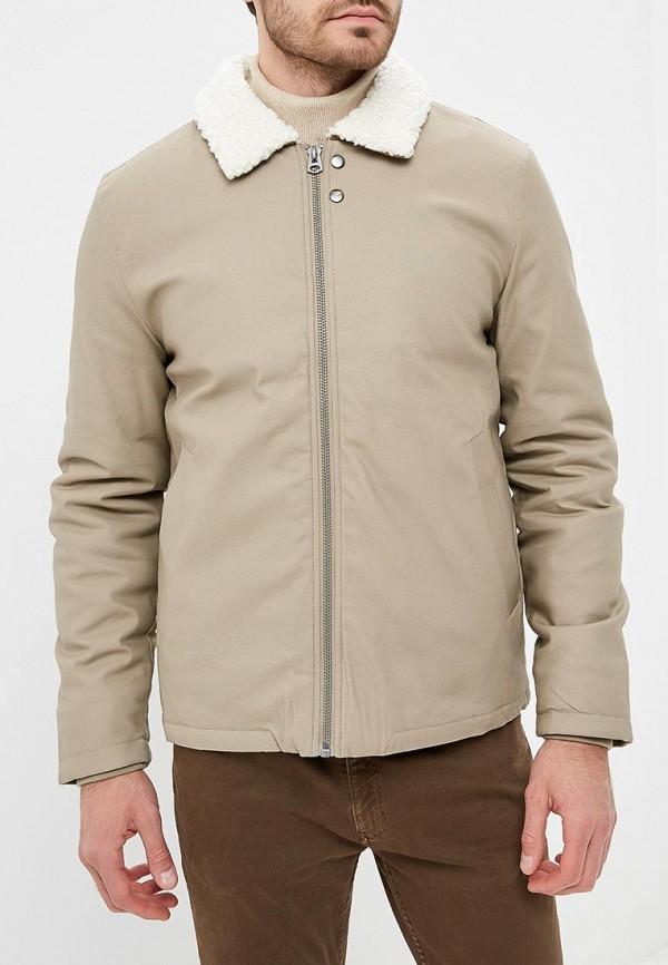 Куртка утепленная Topman Topman TO030EMCUQW5