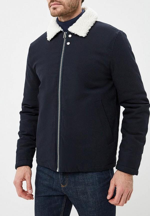 Куртка утепленная Topman Topman TO030EMCUQW6