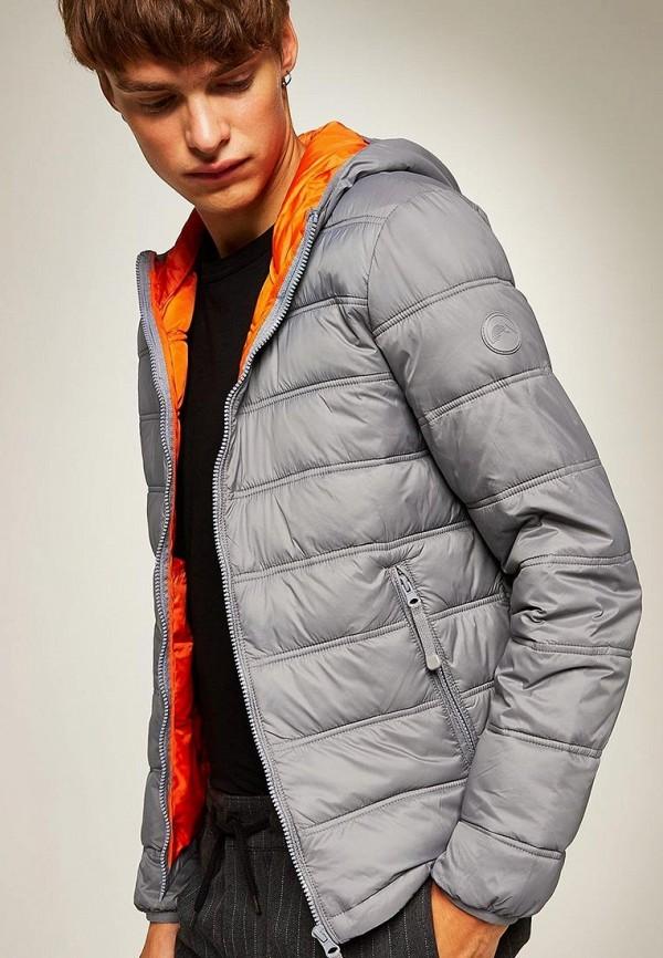 Куртка утепленная Topman Topman TO030EMCUQX0