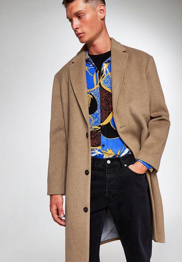 Пальто Topman Topman TO030EMCYIG3 футболка topman topman to030emvqx53