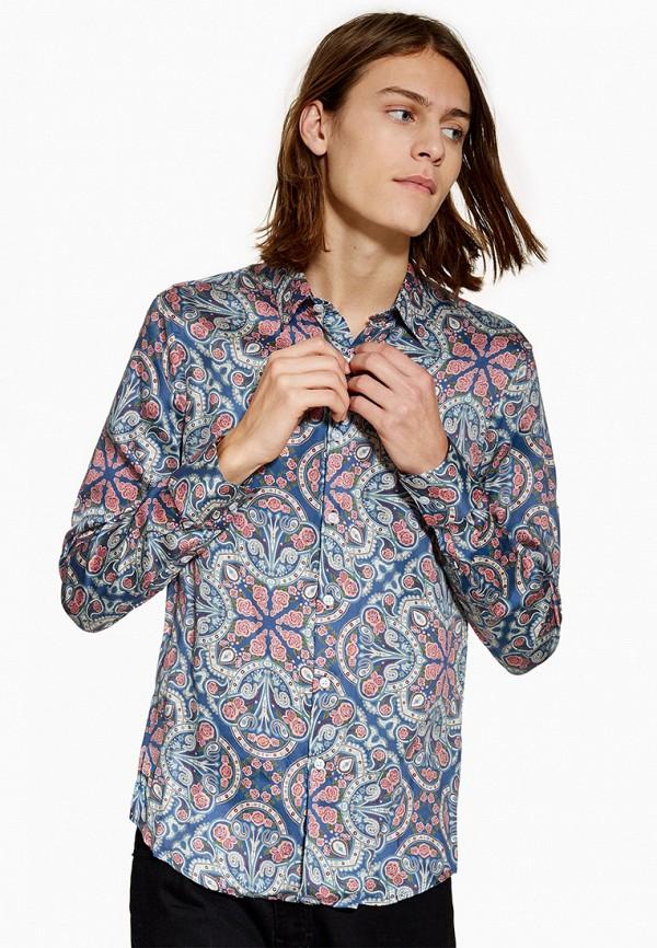 Рубашка Topman Topman TO030EMDMMV7 цена