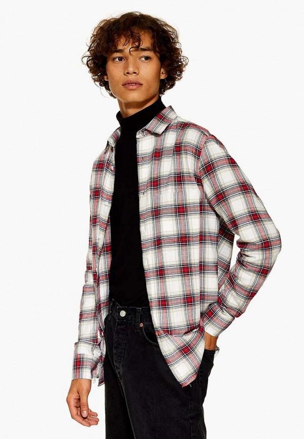 Купить Рубашка Topman, to030emdqox7, белый, Осень-зима 2018/2019
