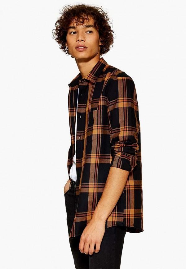 Купить Рубашка Topman, to030emdqox8, черный, Осень-зима 2018/2019