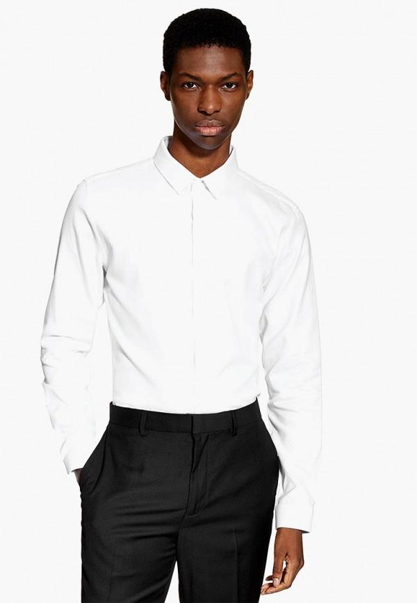 Купить Рубашка Topman, to030emdqoy2, белый, Осень-зима 2018/2019