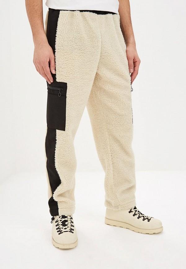 мужские повседневные брюки topman, бежевые