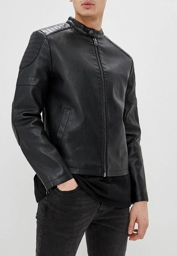 Куртка кожаная Topman Topman TO030EMEFRN6