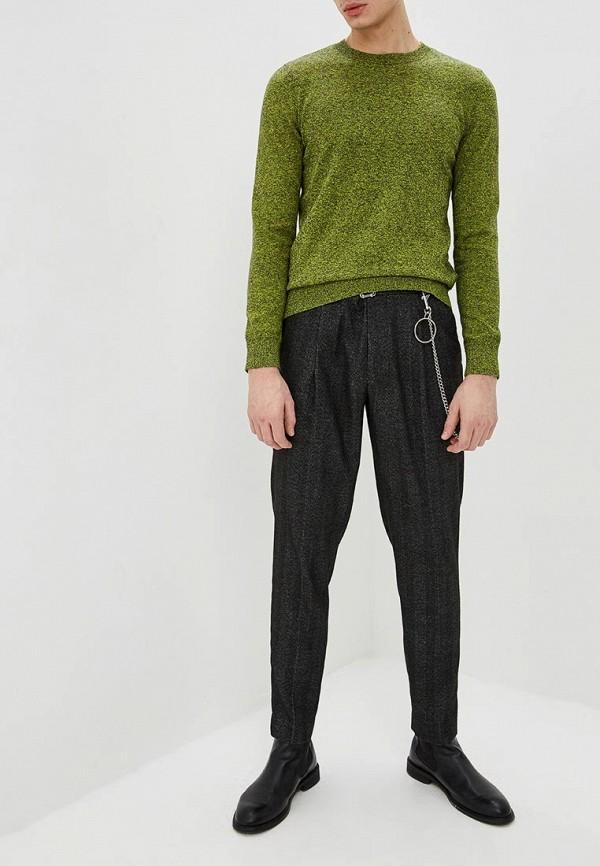 Фото 2 - мужское джемпер Topman зеленого цвета