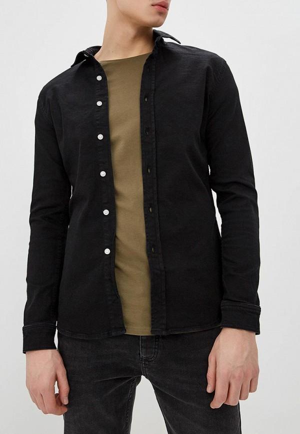 Рубашка джинсовая Topman Topman TO030EMEFSE6 цена