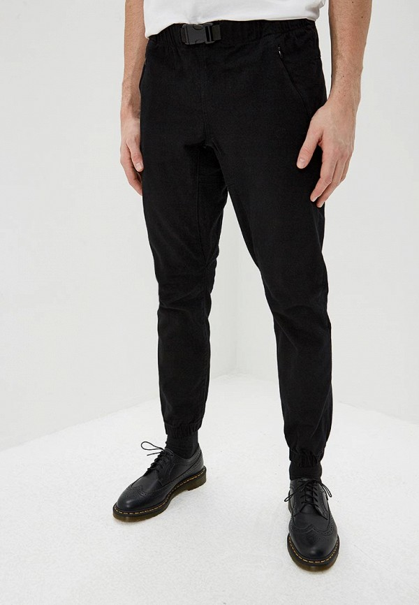 мужские повседневные брюки topman, черные