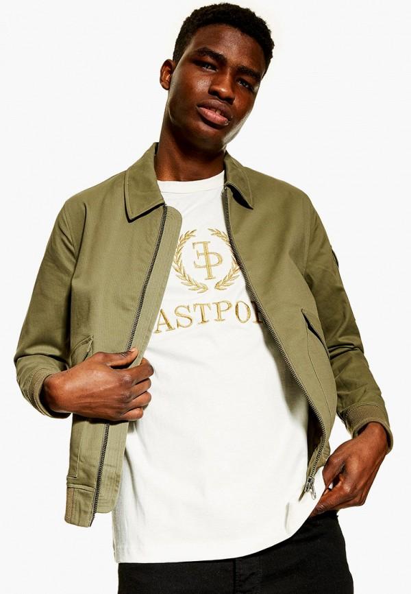 Куртка Topman Topman TO030EMFGTK6 куртка утепленная topman topman to030emaddk7