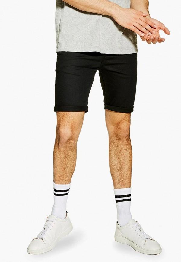 купить Шорты джинсовые Topman Topman TO030EMFHLW1 по цене 1310 рублей