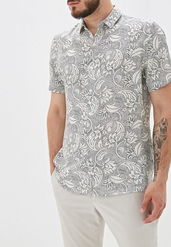 Купить мужское поло Topman белого цвета