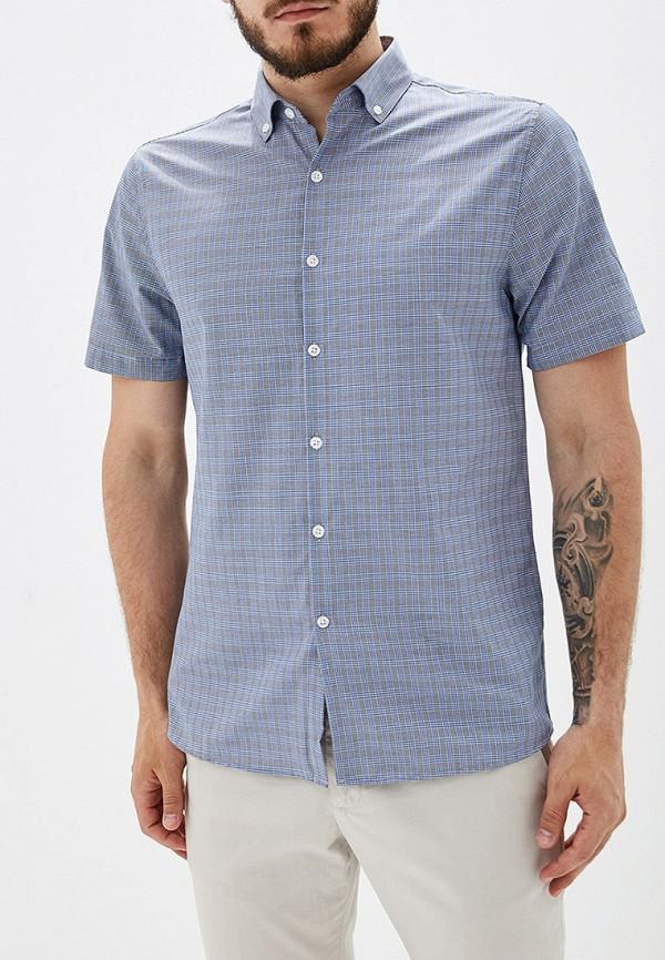 Купить мужскую рубашку Topman серого цвета