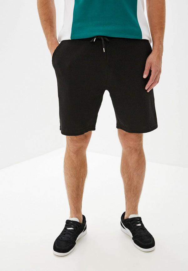 Фото - мужские шорты Topman черного цвета