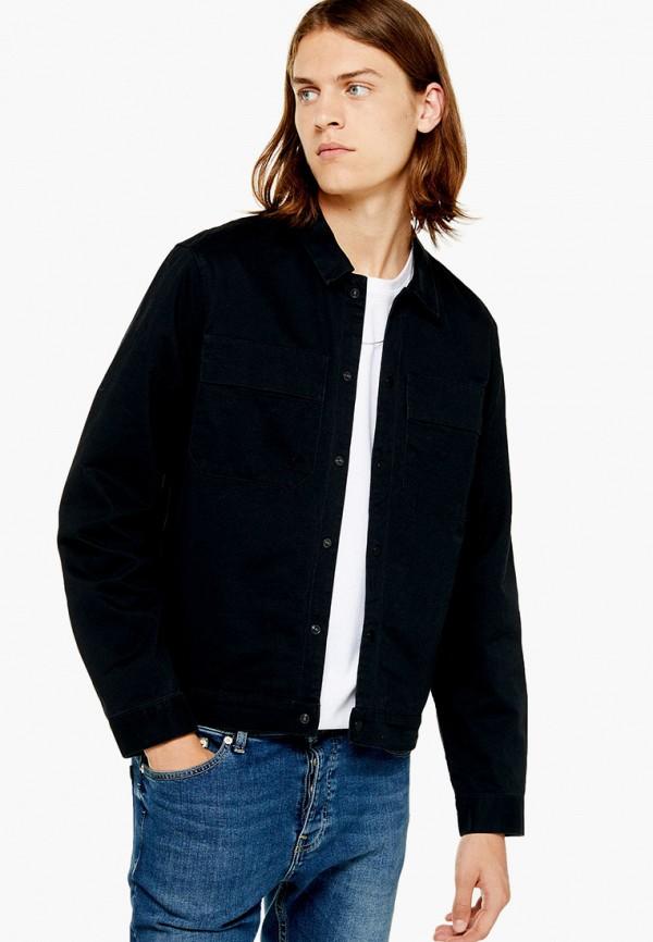 Куртка джинсовая Topman Topman TO030EMGDGA1