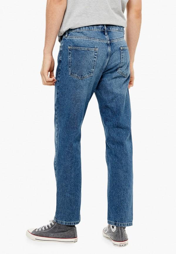 Фото 3 - мужские джинсы Topman синего цвета