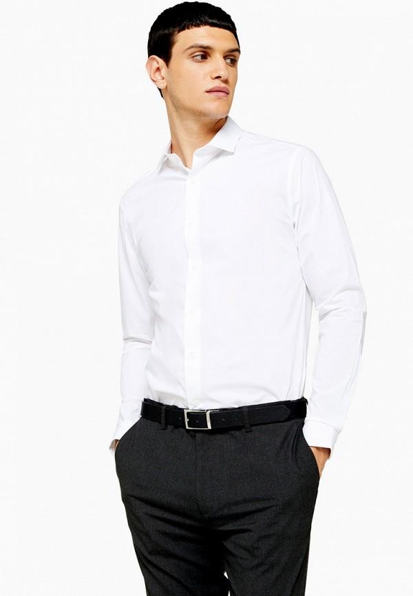 мужская рубашка topman, белая