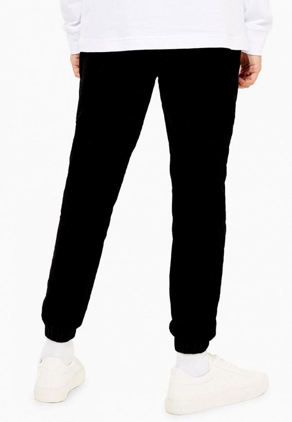 Фото 3 - Брюки спортивные Topman черного цвета