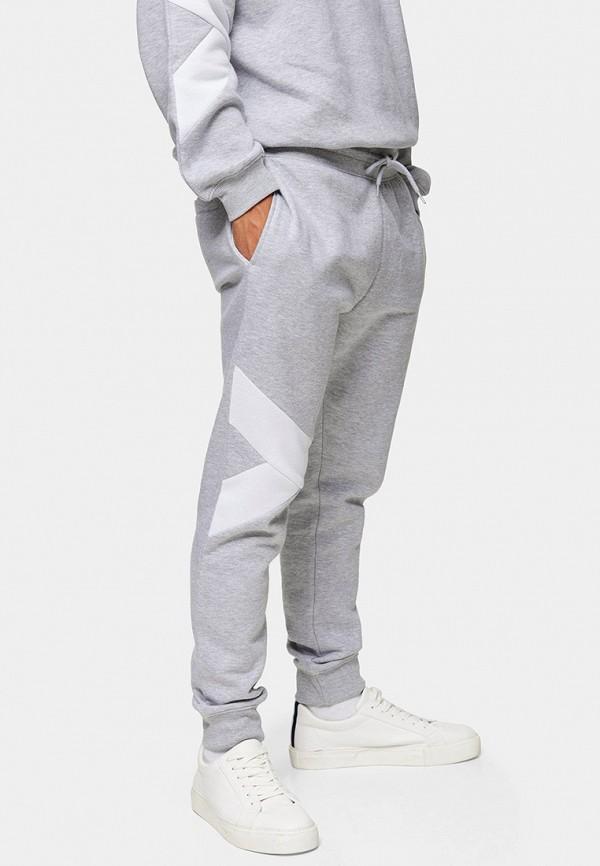 мужские спортивные брюки topman, серые