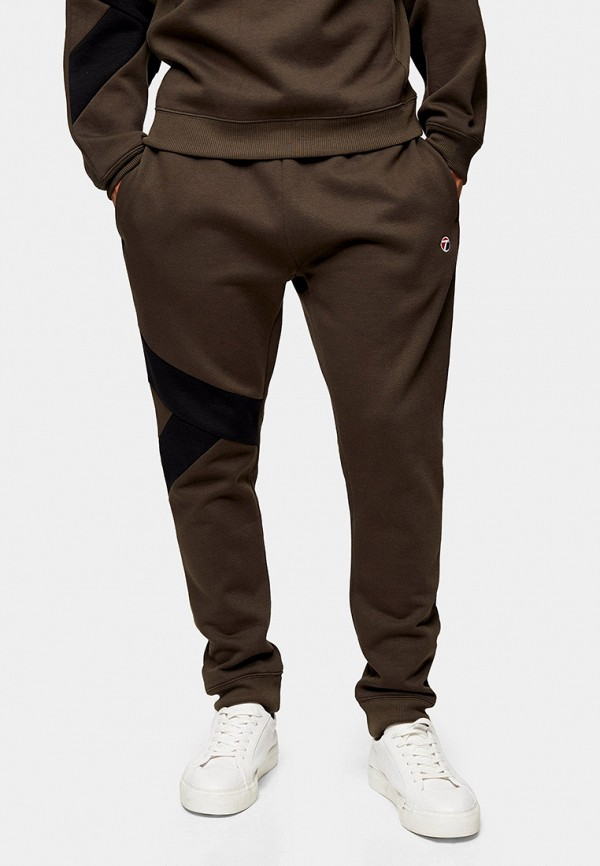 мужские брюки topman, хаки