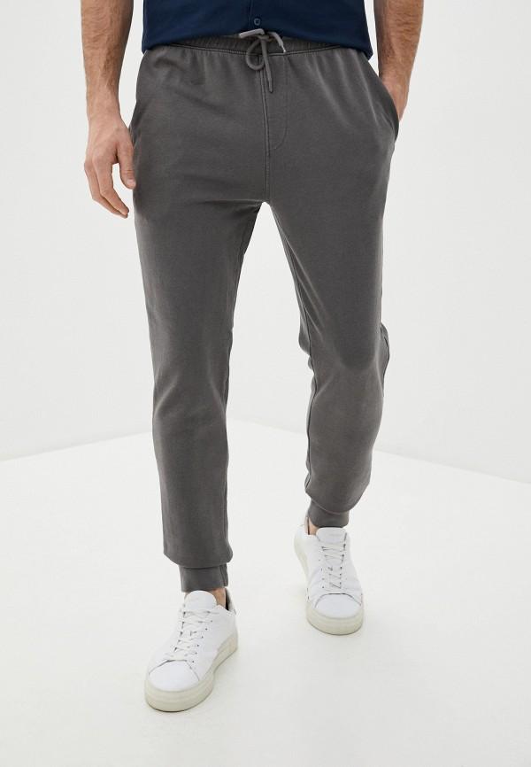 мужские брюки topman, серые