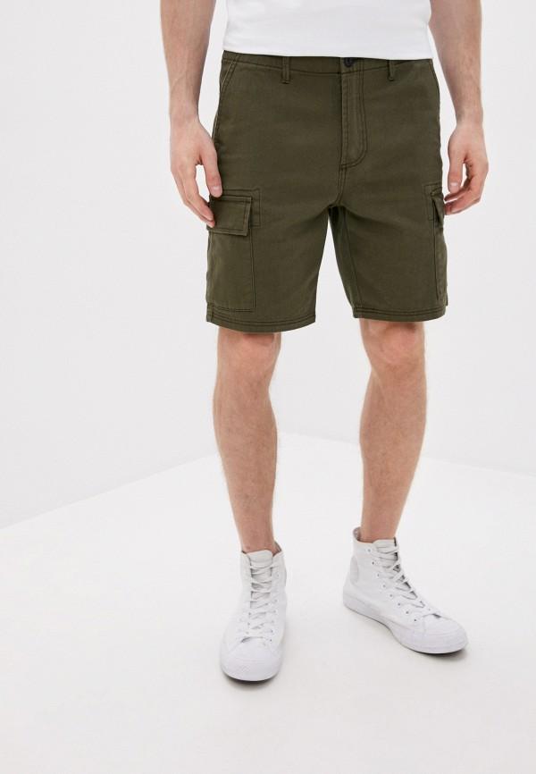 мужские повседневные шорты topman, хаки