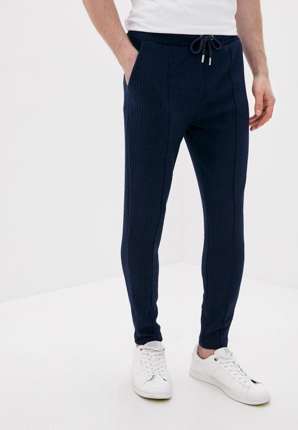 мужские брюки topman, синие