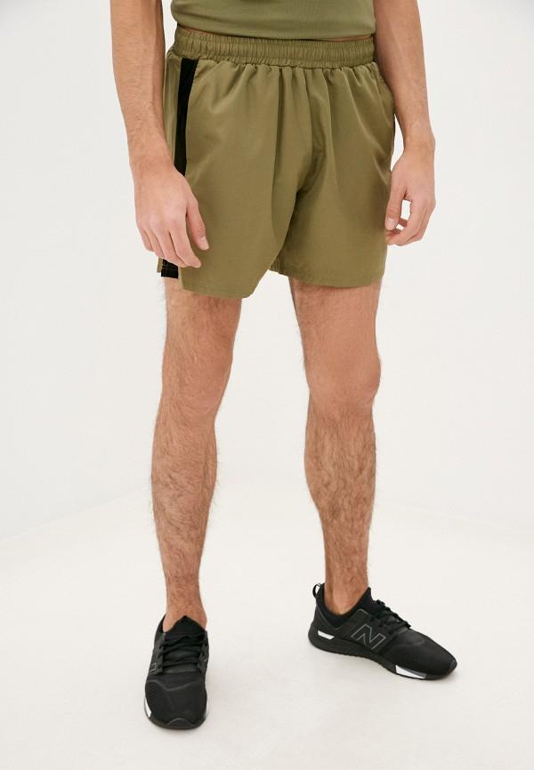 мужские спортивные шорты topman, хаки
