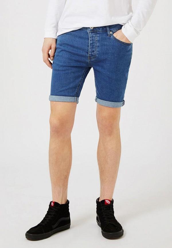 Шорты джинсовые Topman Topman 33D17MBLE