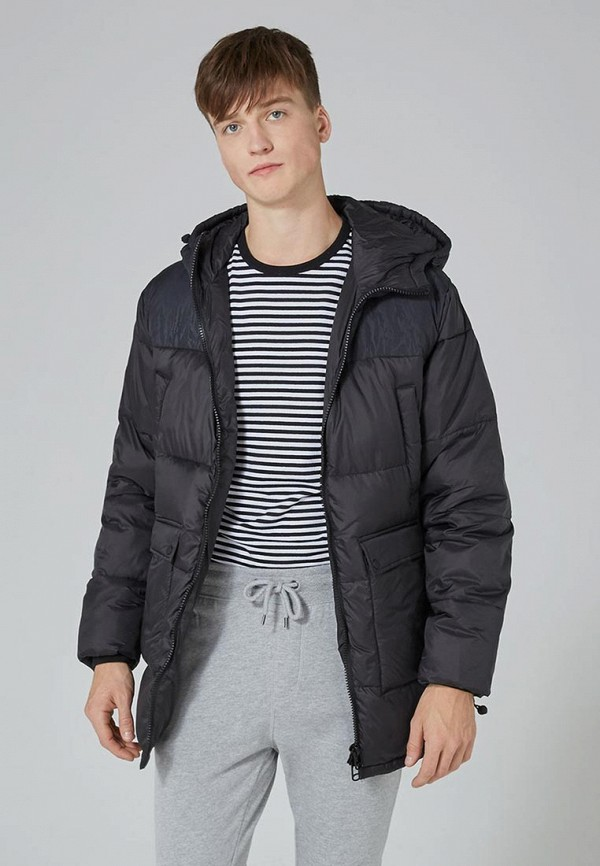 Куртка утепленная Topman Topman TO030EMYOM87