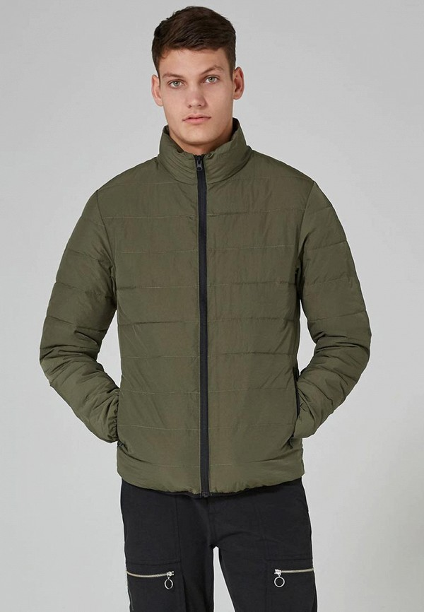 Куртка утепленная Topman Topman TO030EMZCJ33 куртка topman topman to030emtqr52