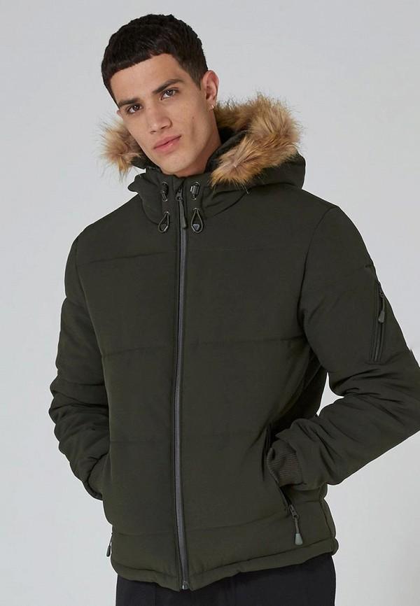 Куртка утепленная Topman Topman TO030EMZDN33 куртка topman topman to030emtqr52