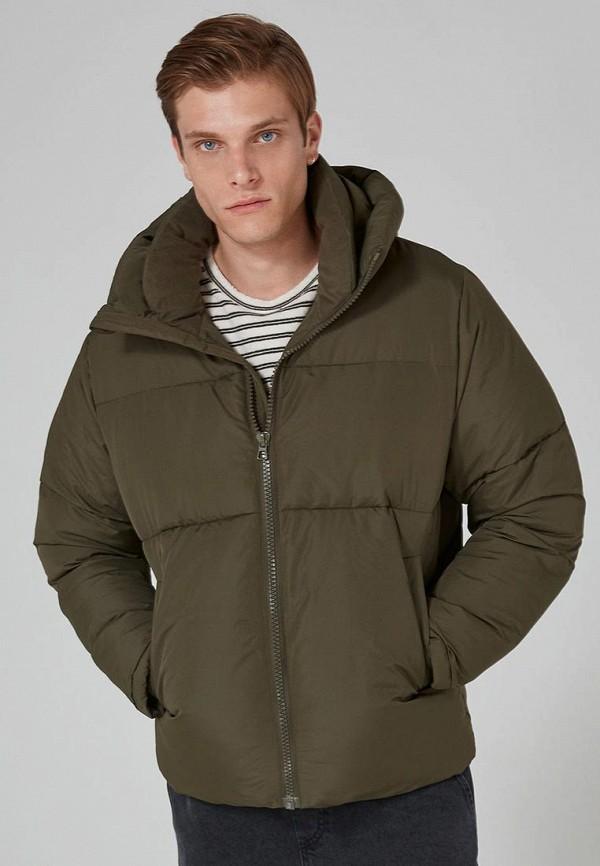 Куртка утепленная Topman Topman TO030EMZVG70 куртка утепленная topman topman to030emyom85