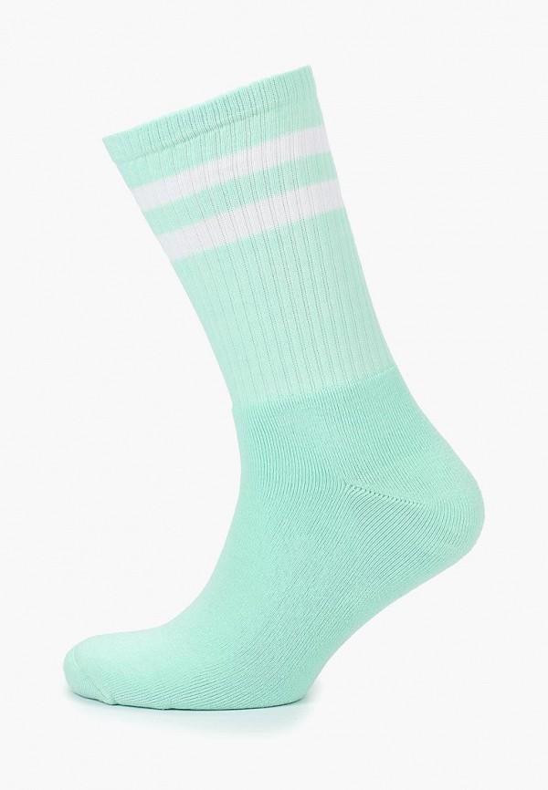Носки  бирюзовый цвета