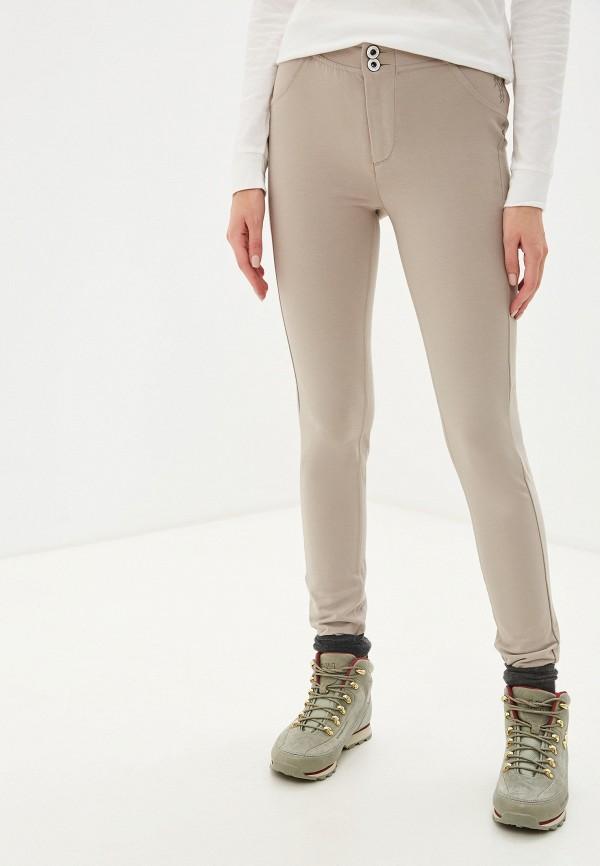 женские спортивные брюки torstai, бежевые