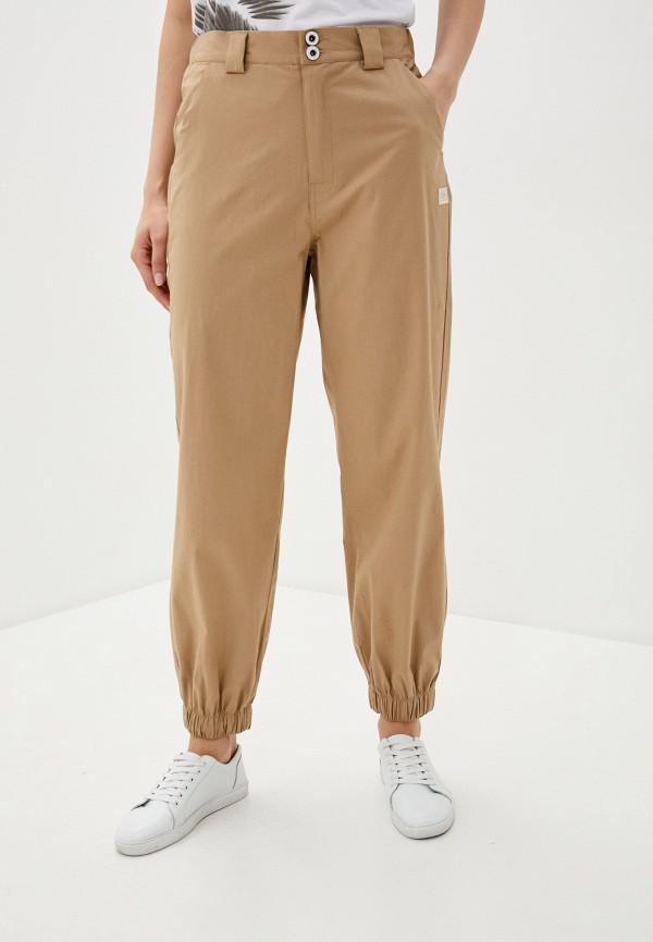 женские брюки torstai, бежевые