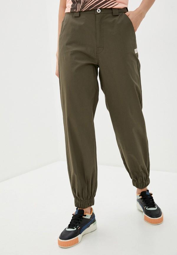 женские брюки torstai, хаки